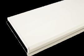 Большой ассортимент подоконников DANKE Komfort белый от лидера Белорусского рынка Е в квадрате с бесплатной доставкой по гомелю и гомельской области